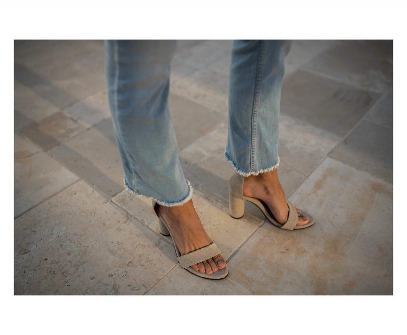 Modely kolekcie YAYA Leto 2020 sandalky